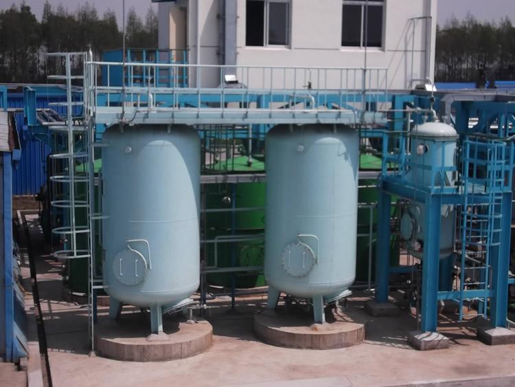 日本大金(常熟)污水处理项目