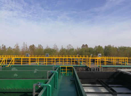 南宫市熙甄科技3500吨天生产废水处理工程