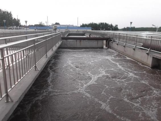 山东平邑第二污水处理厂