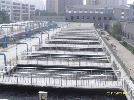重庆綦江食品工业园污水处理厂