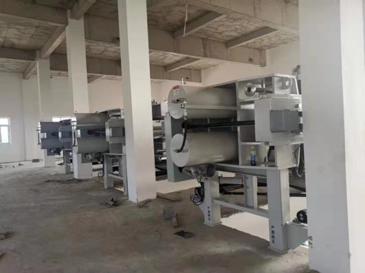 公主岭市污水处理厂(二期)设备采购及安装工程